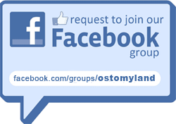 Join our Facebook ostomy support group