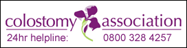Colostomy Association Logo