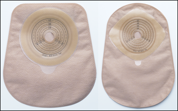 Part of Peak Medical's 1pc Closed Pouch Range