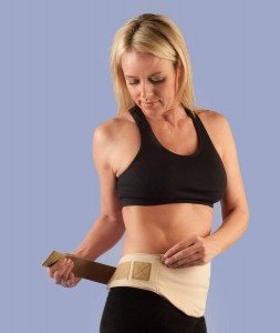Using an ostomy support belt by Active Support Belts