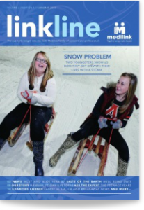 Linkline Vol 2 Issue 1 Jan 2013 Cover