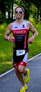 Bo Parrish - Running for Timex Sport