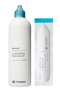 Brava Lubricant Deodorising Bottle and Sample
